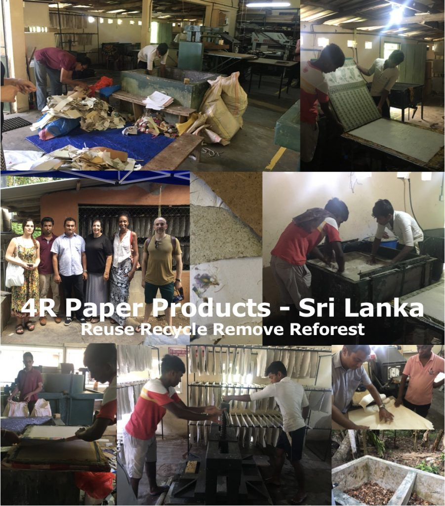 4R Paper Products