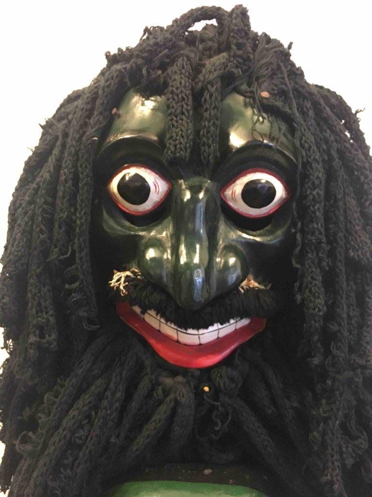 Mask Museum Ambalangoda