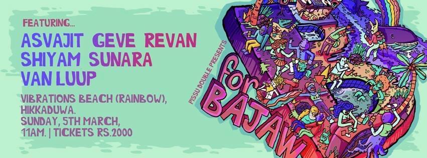 For Bajaw flyer feat. Sumara